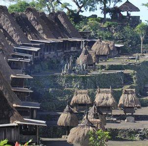Kampung Bena, Flores | Warisan budaya yang menggambarkan zaman batu