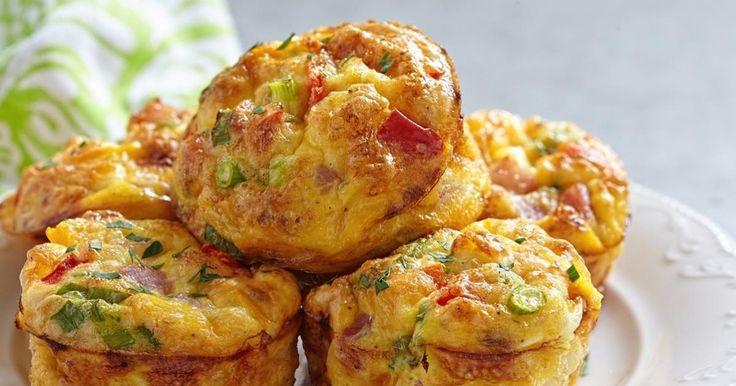 Une omelette en portion individuelle qui fera sensation forte!