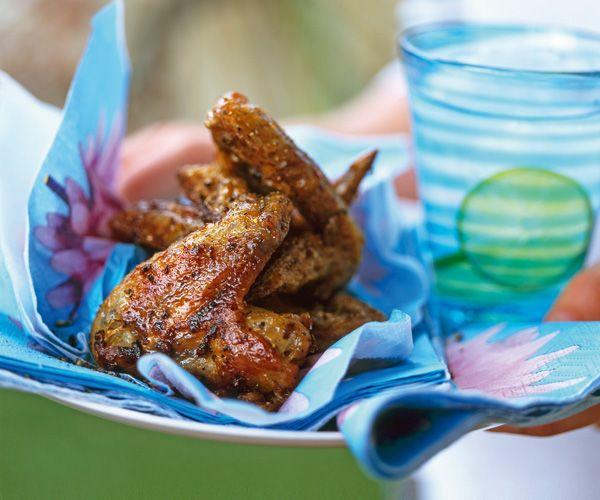 Le chef Cyril Lignac vous propose des #ailes de #poulet croustillantes