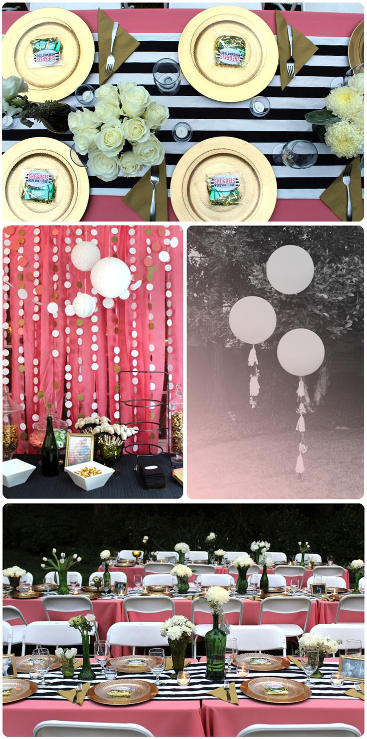 The Perfect Bridal Shower