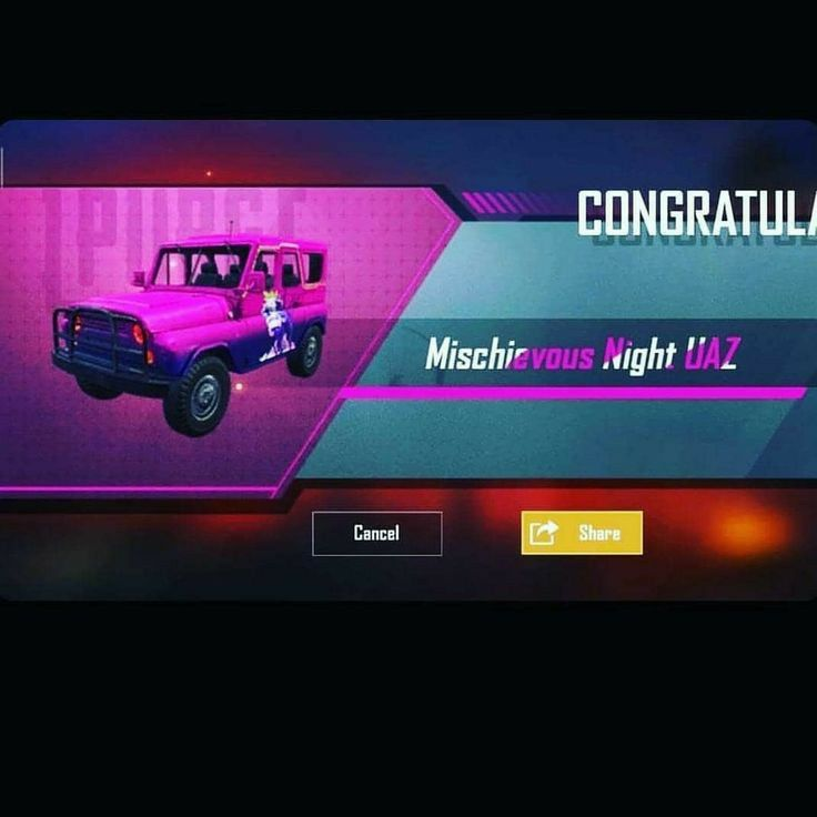 How To Get Free Uaz Car Skin In Pubg Mobile Mobile Tricks Mobile Skin Mobile Phone Game