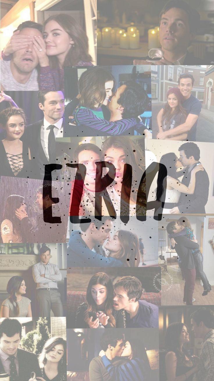 Ezria ❤️. SHIP