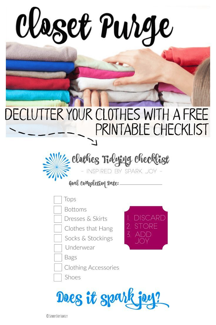 How To Clean Out Your Closet Amazing How To Clean Out Your Closet Of Clothes  Roselawnlutheran