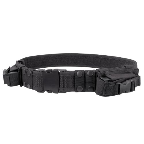 Condor Outdoor Tactical Belt Black