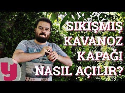 Sıkışmış Kavanoz Kapağı Nasıl Açılır? - Yemek.com Kafa Açıyor #5  Yemek.com - YouTube
