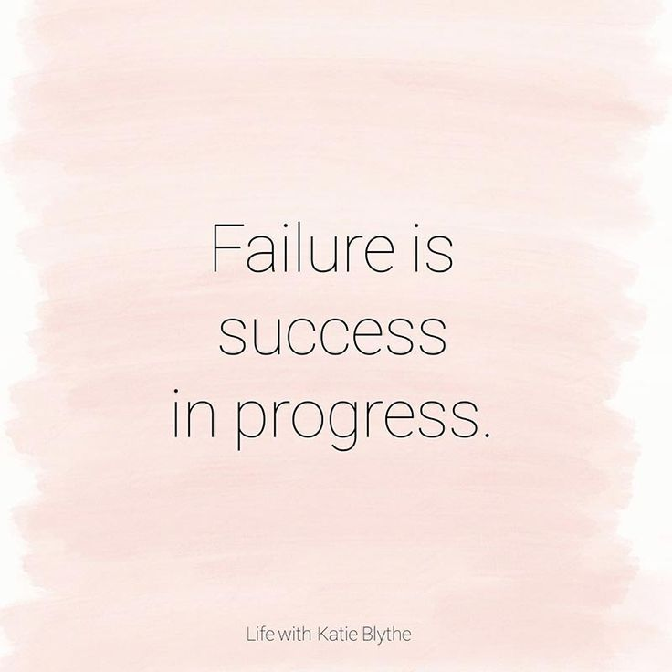Inspirational Quotes About Failure: Best 25+ Success And Failure Ideas On Pinterest