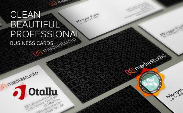 133 best business card design images on pinterest business card design clean beautiful and professional business card by otallu colourmoves