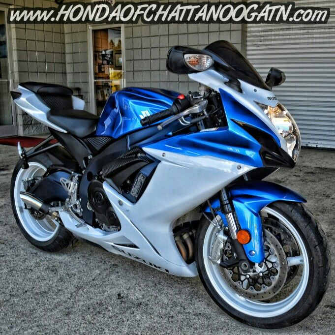 Used suzuki 600 sport bike for sale chattanooga tn ga for Honda dealers in georgia