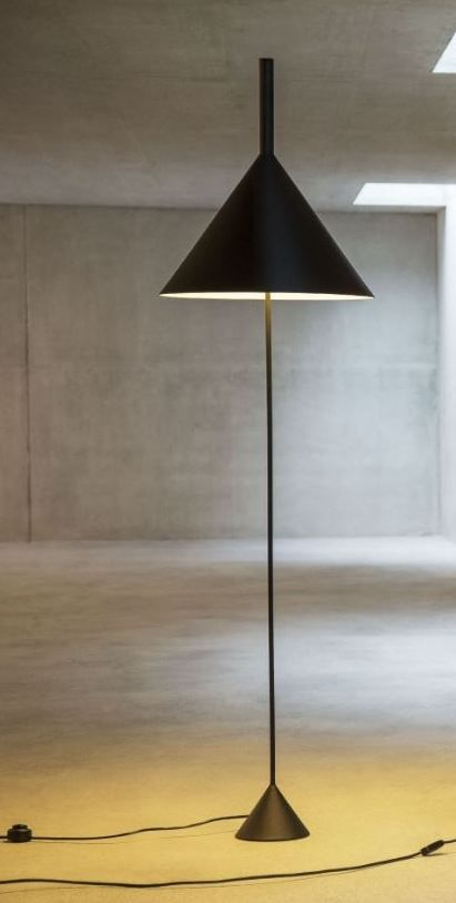 FUNNEL Floor lamp by VERTIGO BIRD design Bevk Perovic Arhitekti
