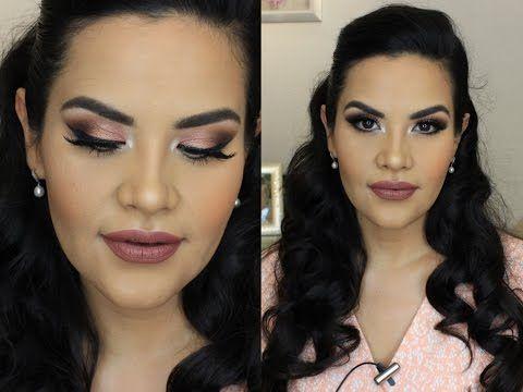 Maquillaje Boda Dia / Larga duración  | Mytzi Cervantes - YouTube