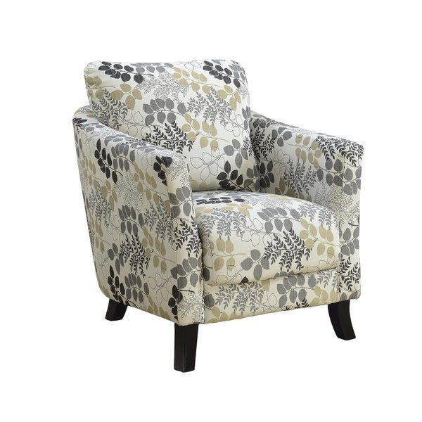 Rolon Armchair Upholstered Accent Chairs Accent Chairs Beige