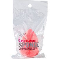 This Ulta makeup sponge is nearly identical to the Beauty Blender. CHANGED the way my makeup looks. Even coverage, no heaviness and you use less foundation. I'll forever use this. 4.99, lasts months.