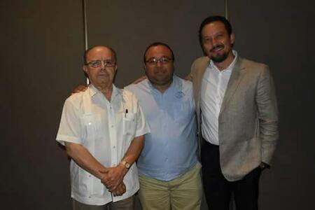 Mérida, Yuc. (lmb.com.mx) 23 de mayo.- El C.P. Plinio Escalante, presidente ejecutivo de la Liga Mexicana de Beisbol, encabezó una conferenc...