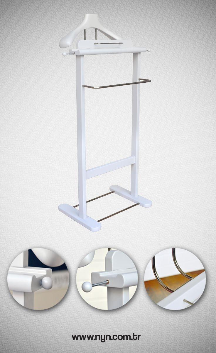 Wooden Stand Hanger