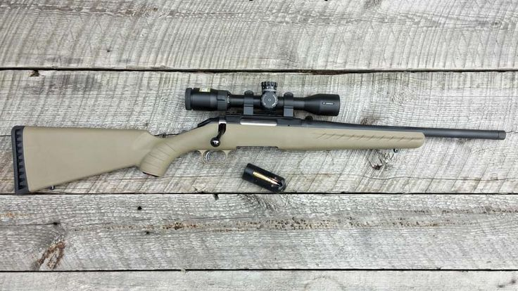 Ruger American ranch rifle, 16 inch barrel under $400