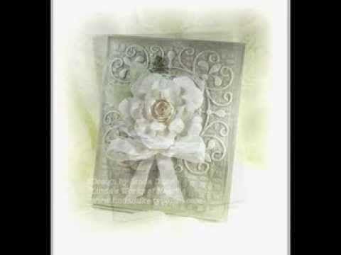 Ornate Labels One 3D Folder by Linda Duke
