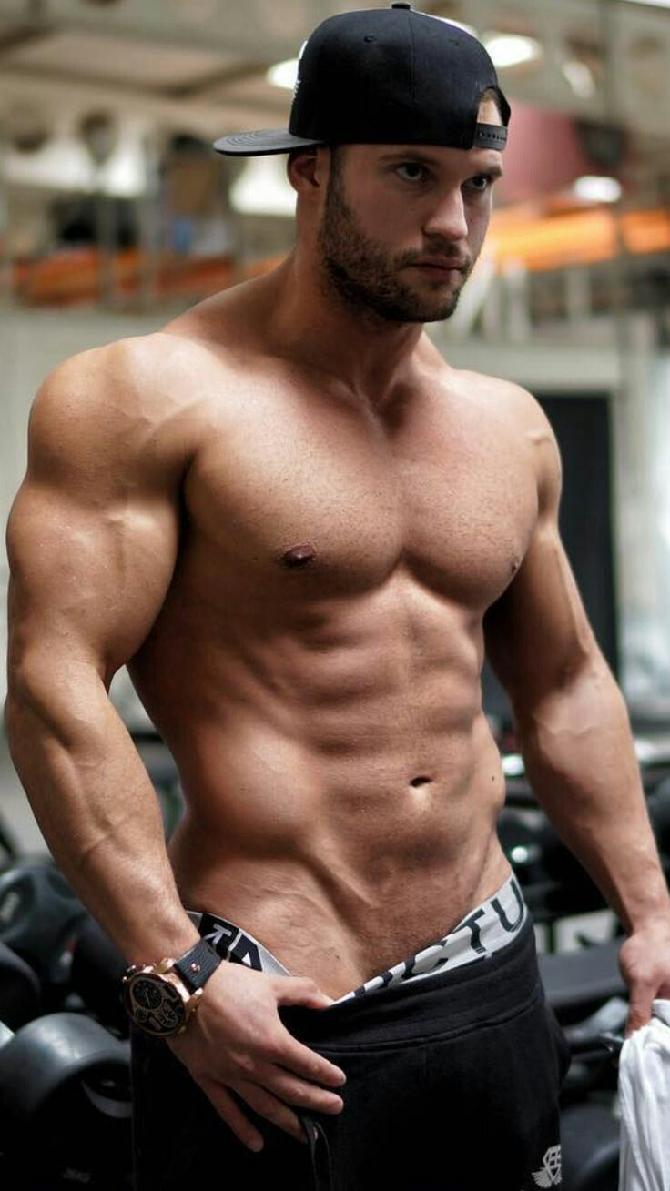 sexy gay muscle men