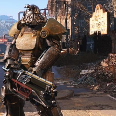 Tech: Fallout 4 Review: An Epic RPG Haunted by Its Predecessor But is it any good? TIME.com