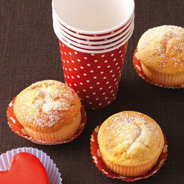Saure-Sahne-Muffins Rezept   Küchengötter