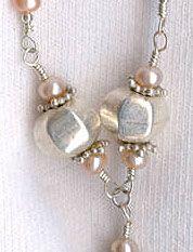 Jewelry making tutorials by Eni Oken