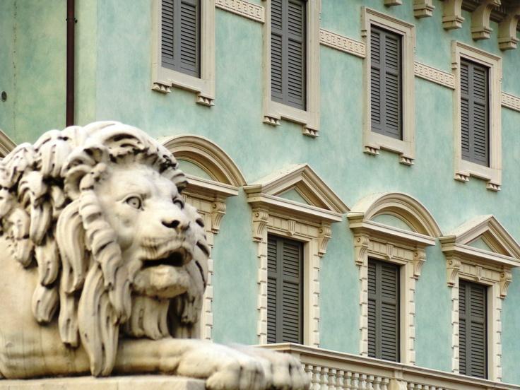 monza ponte dei leoni