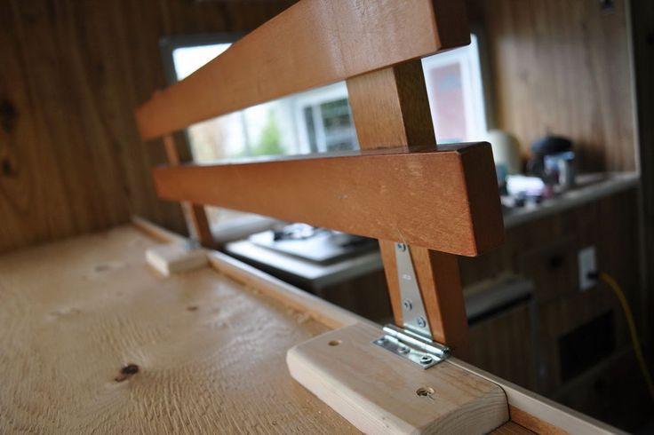 Rv Bunk Bed Rail