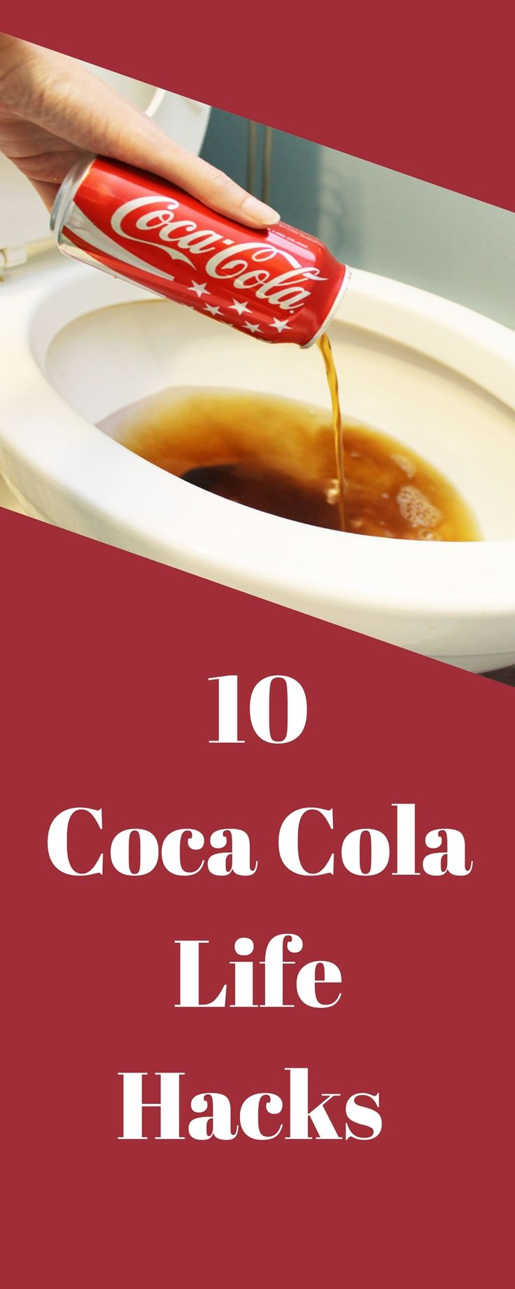 how to clean urine of coke