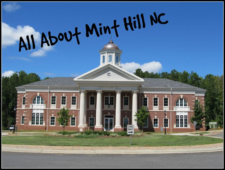 All about living in Mint Hill NC. Click on the photo to learn more and search Mint Hill NC homes for sale.