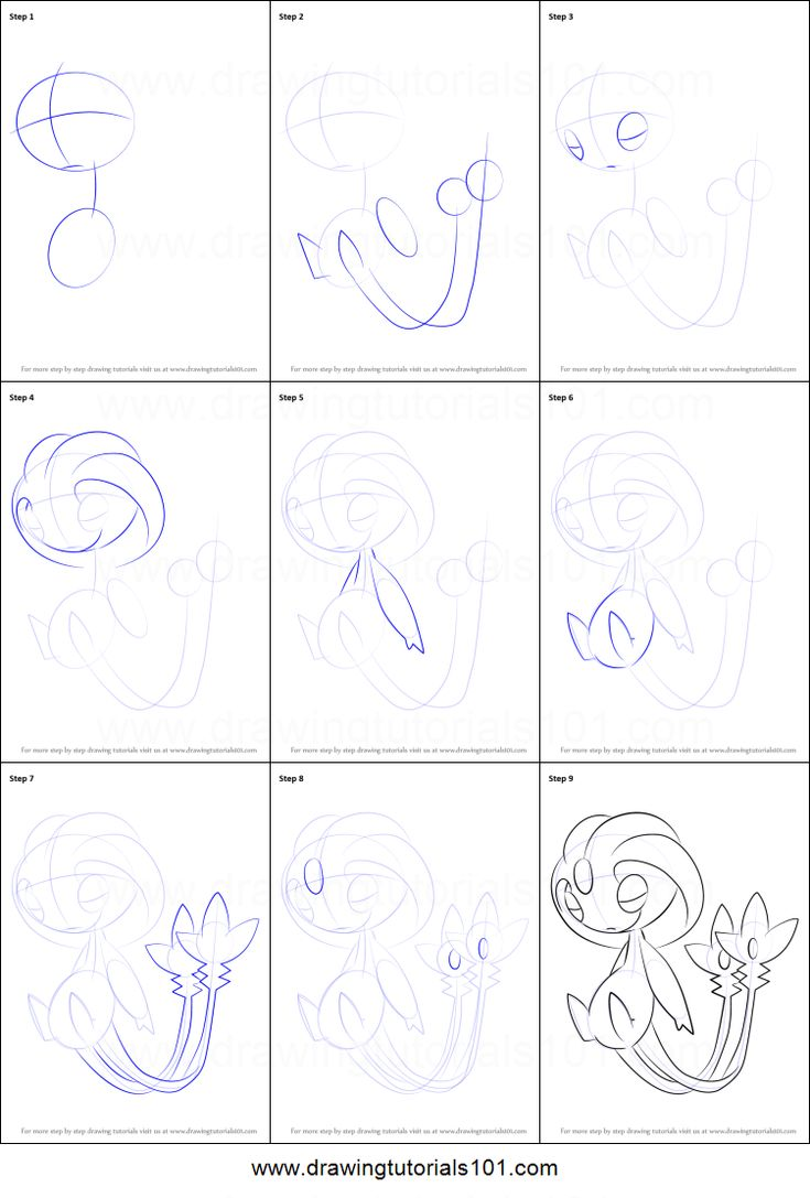 how to draw bulbasaur step by step easy