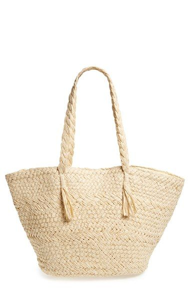 Phase 3 Woven Straw Tote Bag on ShopStyle