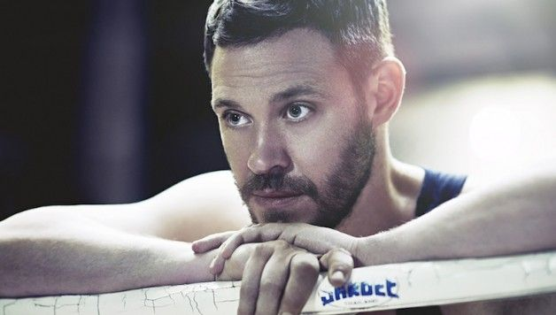 Renowned for Sound interviews Will Young.