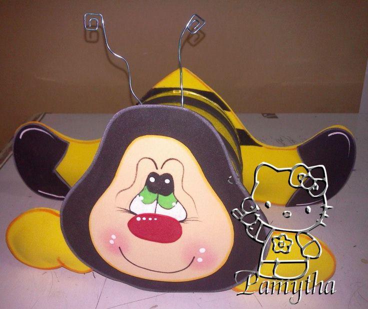 Alcancia abeja