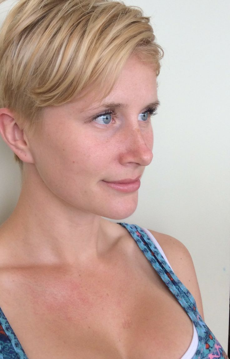 Short Hair Cut inspired by P!NK done by Dani Siegers at Soiree Salon in Baltimore, MD