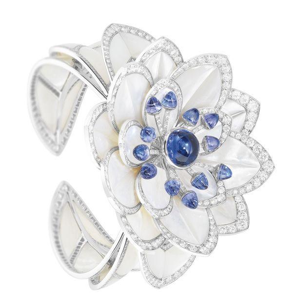 Boucheron Nymphea Bracelet (Fleurs des Indes), Rêves d'Ailleurs collection