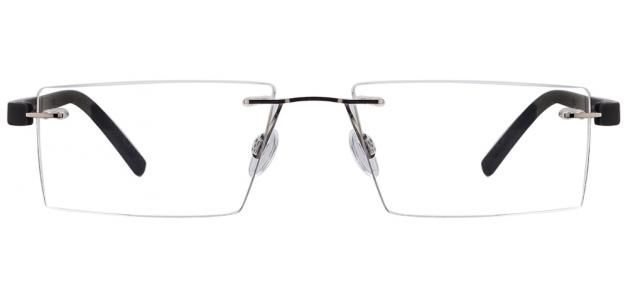 Vincent Chase VC0314 Gunmetal Black 1060 Eyeglasses