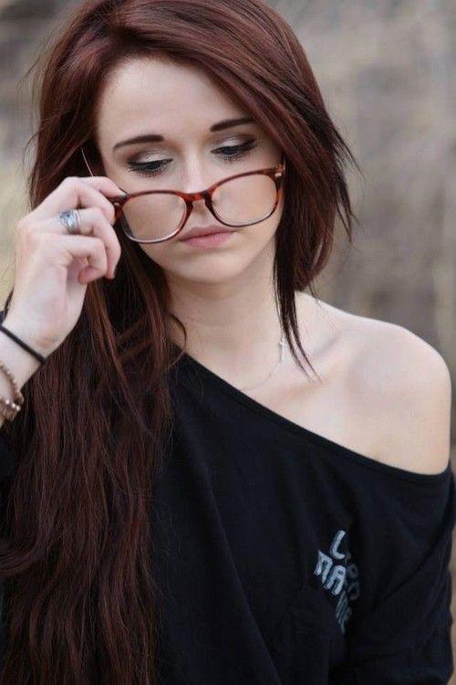Acacia Brinley Clark #photoshoot #pretty #glasses