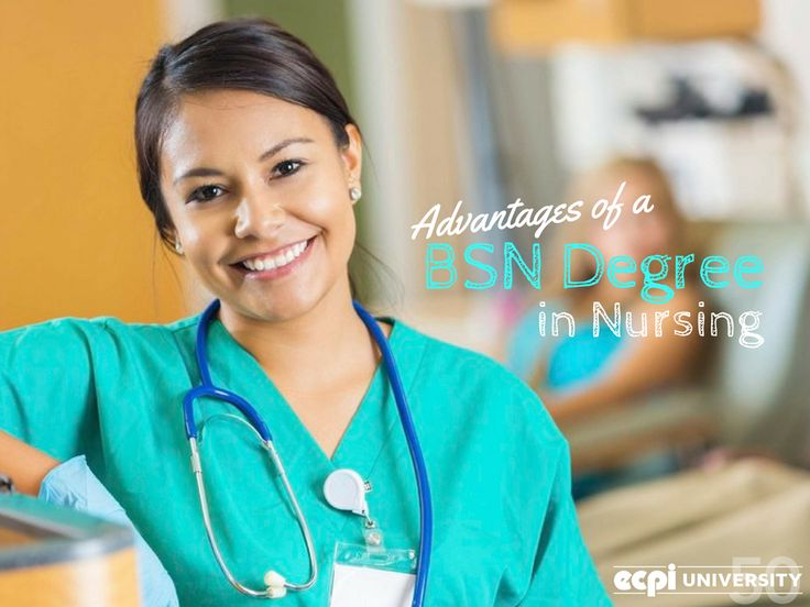 Advantages of a BSN Degree in Nursing