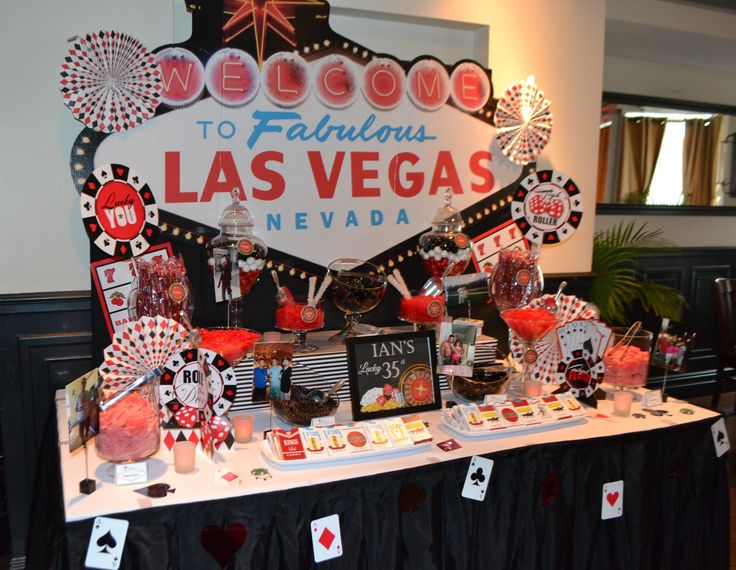 14 best vegas casino theme party ideas images on pinterest for Decoration annee 80