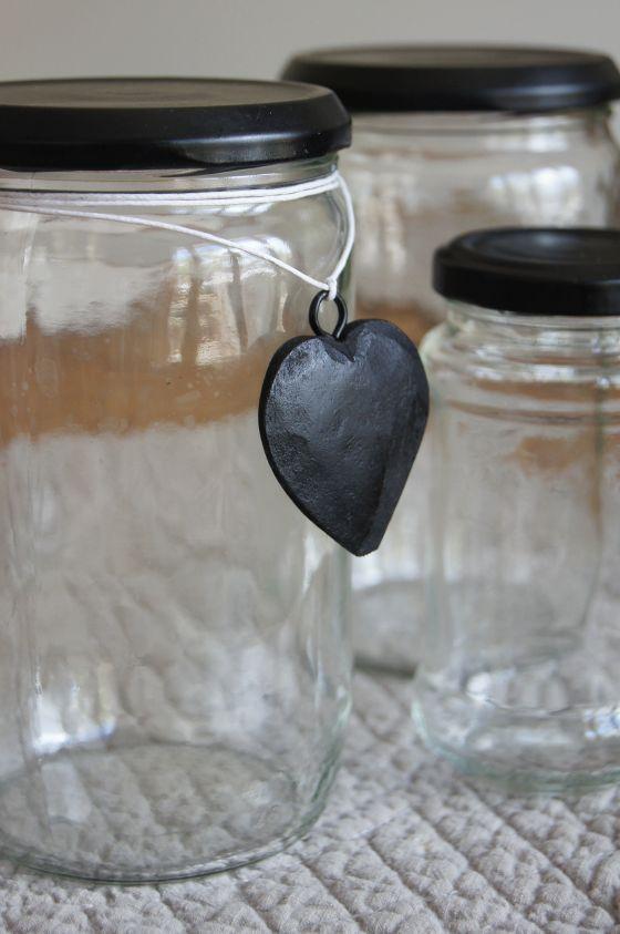 Adorables bocaux en verre... #GlassIsLife