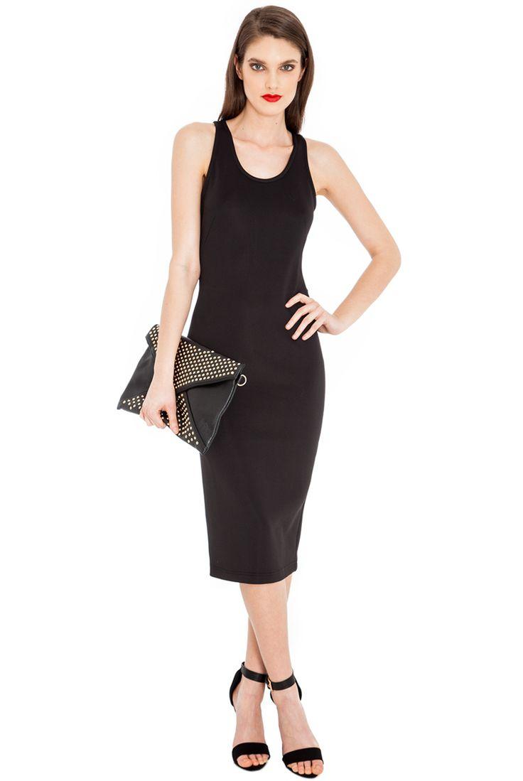 MESH INSERT SPORTS LUXE DRESS #citygoddess #citygoddesswholesale #wholesale #mididress #casualdress