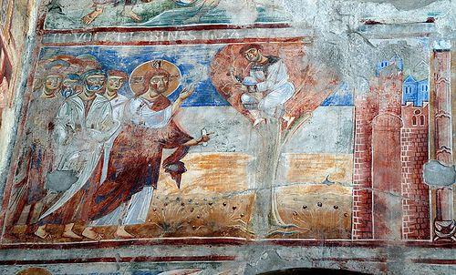 Gesù rimane nella casa di Zaccheo (Lc 19,1-10), di suor Pina Ester De Prisco [Prima tappa di una serie di meditazioni per il cammino di catechisti ed animatori] - Diario