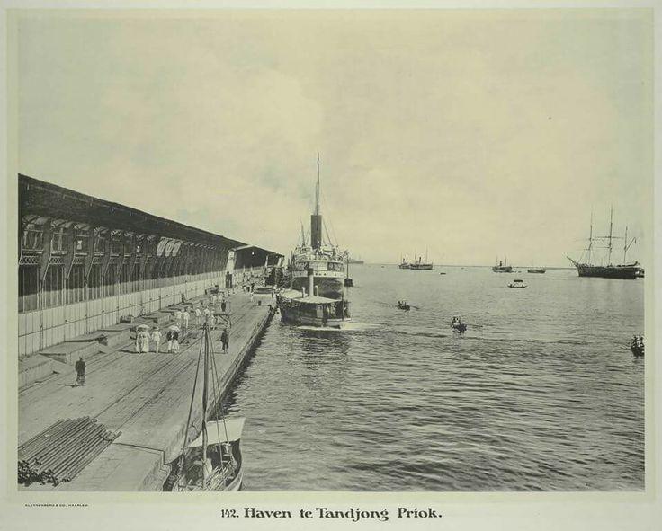 Tandjong Priok Batavia