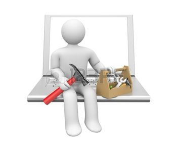 Trabajador manual photo