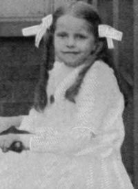 *ANNIE JESSIE (Nana) HARPER~was born 1906, Scotland& was the daughter of John & Annie Harper. John was a evangelical pastor & her mother had died following complications after giving birth to Annie. Her mother's niece Jessie Wills Leitch helped take care of baby Nana. Nana, her father & cousin Jessie boarded the Titanic at Southampton as 2nd class passengers & were travelling to Illinois. Jessie & Nana were rescued but Pastor Harper was lost in the sinking. Nana was raised by relatives in…