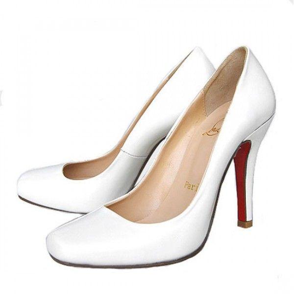 Decollete 100 Pumps Weiß Online-Verkauf sparen Sie bis zu 70% Rabatt, einfach einkaufen darüber hinaus versandkostenfrei.#shoes #womenstyle #heels #womenheels #womenshoes  #fashionheels #redheels #louboutin #louboutinheels #christanlouboutinshoes #louboutinworld