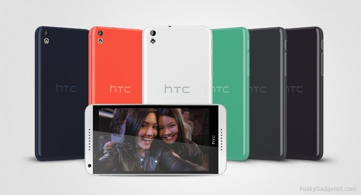 HTC Desire 816 will cost below $300 in China