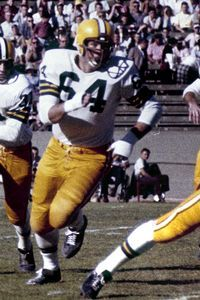 Jerry Kramer -One of the Best offensive Guards Ever