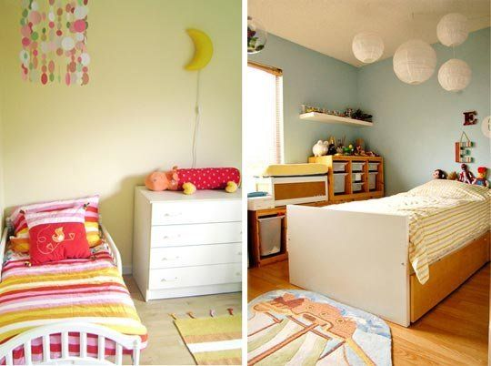 One of the enduring debates among our readers is whether to transition a child from their crib to a toddler-size bed or go straight to a twin bed (or bigger). It's a decision most parents will make at one time or another and there are a multitude of competing factors to consider. This debate has come up time and again on Apartment Therapy with hundreds of comments on the topic. To make your decision easier, I've distilled this reader feedback into the primary pros and cons for each course of…