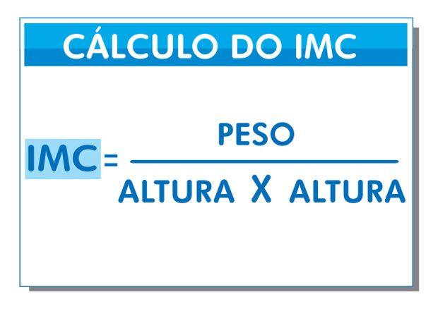 Como fazer calculo imc