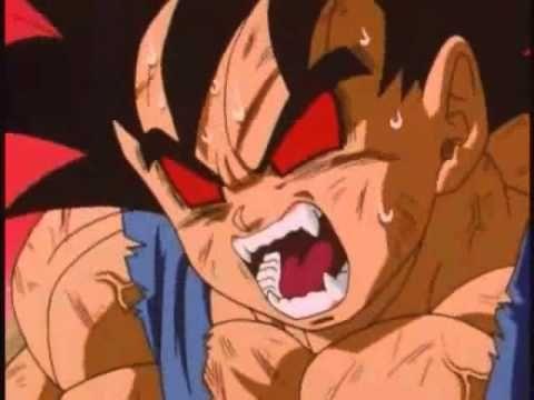 Dragon Ball Gt - Super Saiyan 4 Goku Vs Super Android 17 (FULL FIGHT! HD) - YouTube